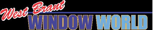 West Brant Window World Logo